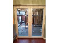UPVC Double glazed French Doors