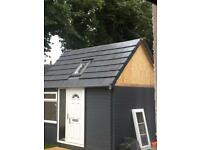 Roof tiles - Concrete - Grey x 200 bargain