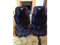 Graco child car seat/booster