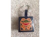 Key ring purse