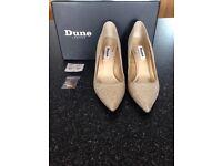 Ladies Dune London Shoes Size 4