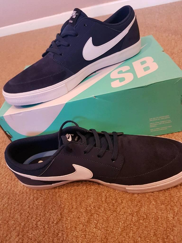 premium selection 111be e2674 Nike SB Portmore Solar. Size 11. Brand new with box. RRP £55. Newport £35.00