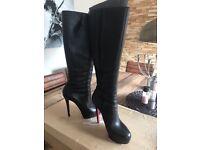 Christian Louboutin Bianca Boots size 5