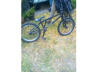 BIKE FOR SALE --BMX --BLANK //RUPTION //MONGOOSE// A FIXIE FRAME