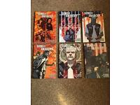 6 Sons of Anarchy graphic novels