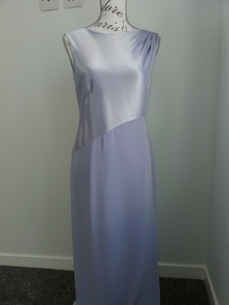 Long Evening Dress and wrap size 12
