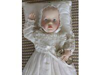 Heirloom Victorian Christening Doll (1989)