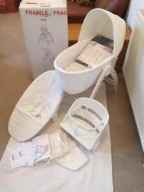 BabyDan Angel 3 In 1 - Crib Highchair & Babysitter - Suitable From Birth
