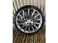 "19"" Mercedes Benz AMG Sport Replica Spare Alloy Wheel - Will fit C Class or E Class"