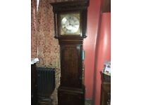 Longcase (Grandfather) 8 Day George III Clock.