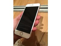 iPhone 6s Rose gold Beautiful condition