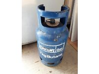 Blue Butane Gas Bottle 7Kg