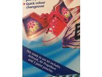Fabric airbrush kit