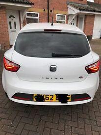 62 Seat Ibiza 1.2 FR SportCoupe 3dr, 34,000 Miles