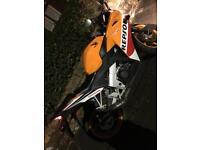 125cc 125 Motorbike Honda Repsol