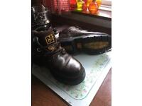 Cat walking boots. Size 6