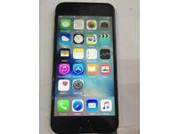 Iphone 6- 16GB- Space grey (UNLOCKED)