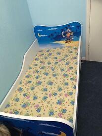 Boys Toddler Bed