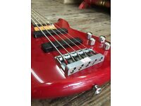 Jackson 5 String Bass On sale £199