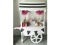 Sweet cart to hire - brand new & perfect for all occasions