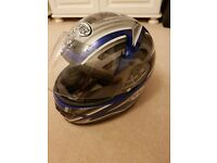 Premier crash helmet