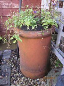 Chimney pot old original