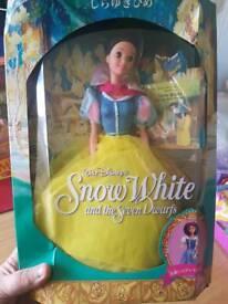Disney dolls brand new
