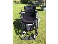 Pantera S2 Swing Powered Wheelchair