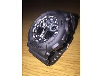 CASIO GSHOCK 5081 GA-100 (BLACK)