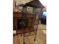 Parrot cage, bird cage, rat cage, large cage