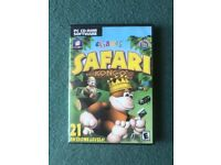 Safari Kongo PC CD-ROM Game