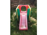 Free little tykes slide