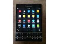 Blackberry Passport 32Gb Black