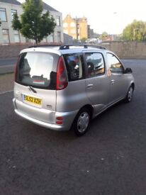 TOYOTA YARIS VERSO LOW MILES 64+ MPG EXCELLENT 1 OWNER CHEAP BARGAIN MPV not audi vw suzuki honda