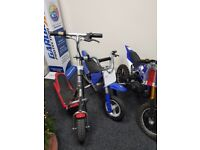 Electric mini motos for sale