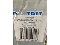 Saniflow unit