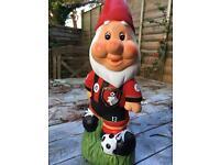 AFC Bournemouth Football Garden Gnome
