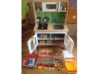 Ikea Duktig Children/kids kitchen with accessories VGC