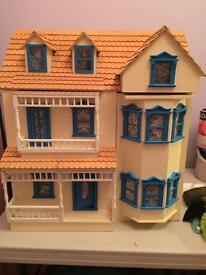 Handcrafted Bespoke Dolls House