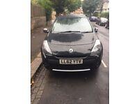 2012(62) Renault Clio Dynamique TOMTOM 1.2 Petrol Manual. Low Miles 47K/TOP SPEC/Leather seats/Corsa