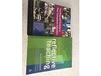Selection of teaching books £5 per book
