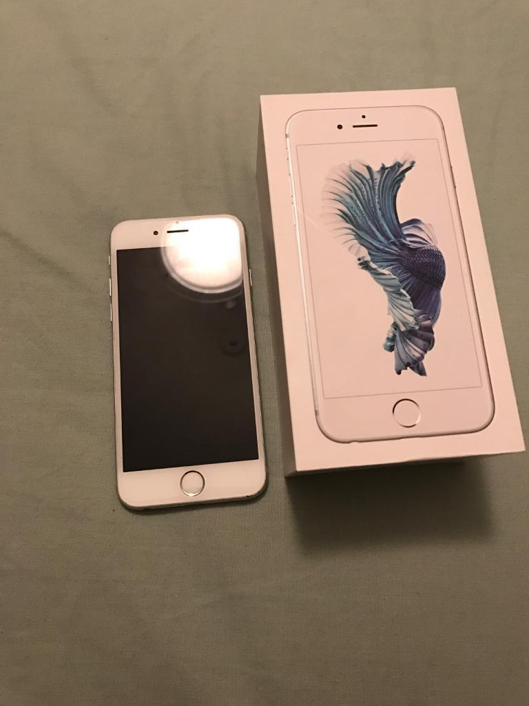 iPhone 6s 64gb O2in Ahoghill, County AntrimGumtree - iPhone 6s 64gb on O2Phone is only 6 months old selling as Ive upgraded to an iPhone 7Phone is like new apart from one mark as shown in pictures£350 Contact 07935051909 for any more info