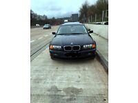 LHD BMW 320 d 2001