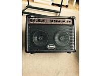 Laney acoustic guitar amplifier