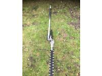 Hedge cutter for titan with long reach pole £15