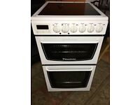 Tricity Bendix Renown electric cooker double oven