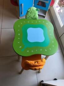John Lewis kids table & chairs