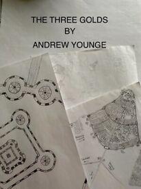 Debut fantasy novel by UK author