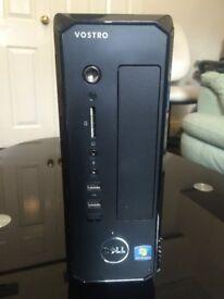 DELL VOSTRO 270s FULLY WORKING, CORE i5 NXT GEN, 4 GB RAM, 500 GB H.DRIVE, 3.0 USB PORTS, DVD WR.