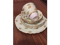 Colclough Bone China tea set
